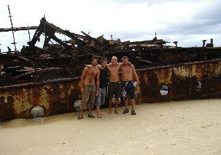 SS Maheno wreck