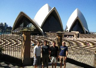 Mullets and Opera House