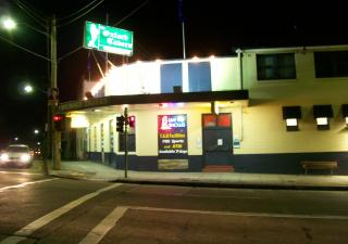 Strip club Petersham