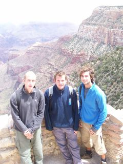 Us and the Grand Canyon