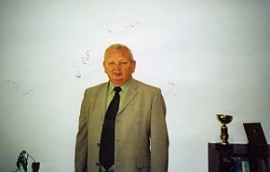 Lord Iain Hall