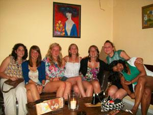 Lanzarote Active Adventure girls