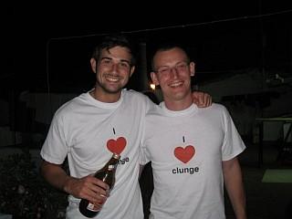 I Love Clunge T-Shirts